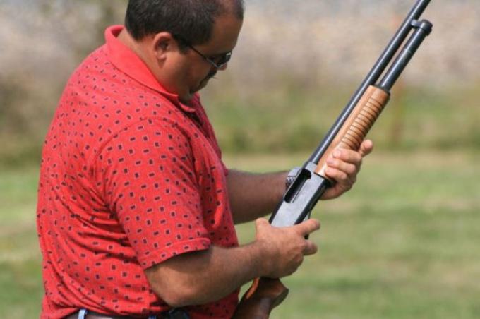 Как продать охотничье ружье