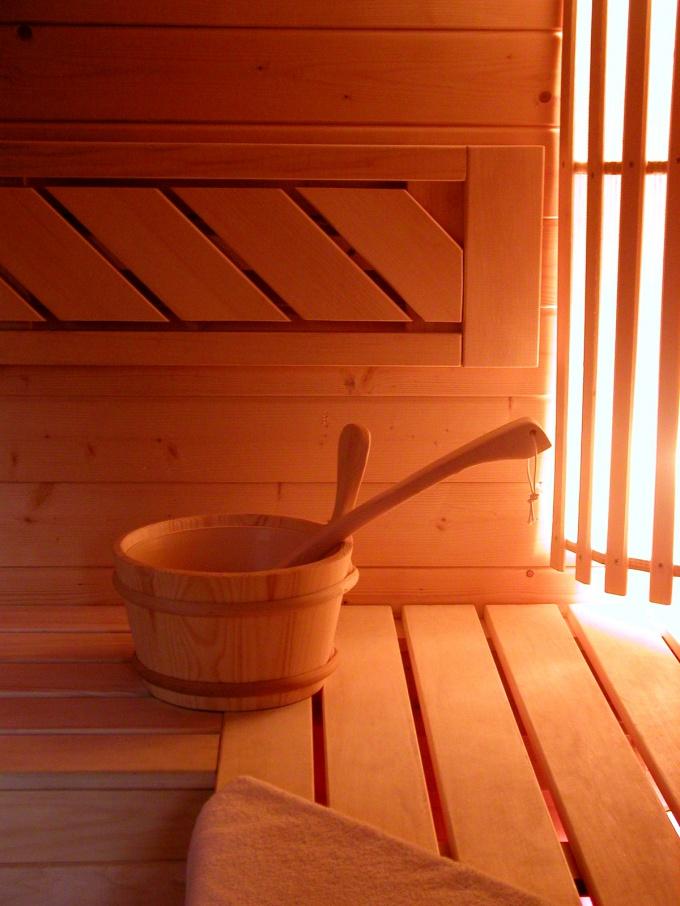 Русская баня - лучшее место для отдыха