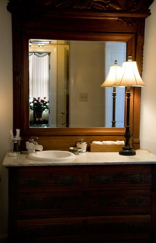 Как чистить зеркало
