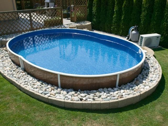 Как сделать бассейн в доме