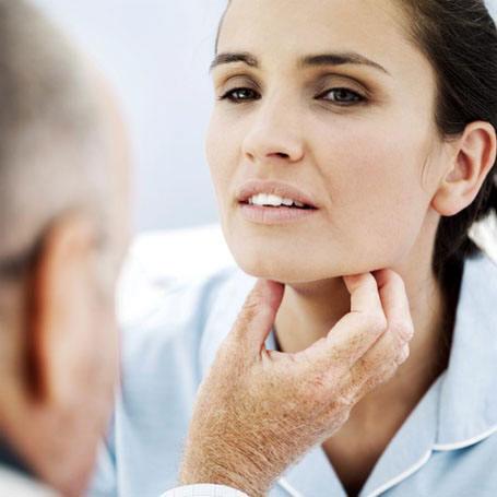Как увеличить щитовидную железу