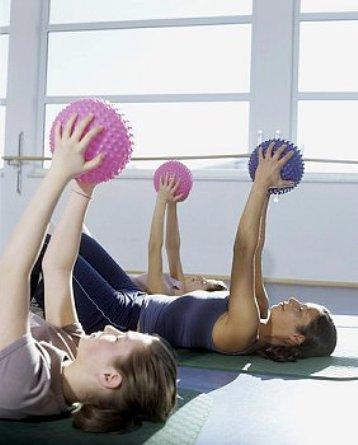 элементарная зарядка - прекрасное средство укрепления здоровья