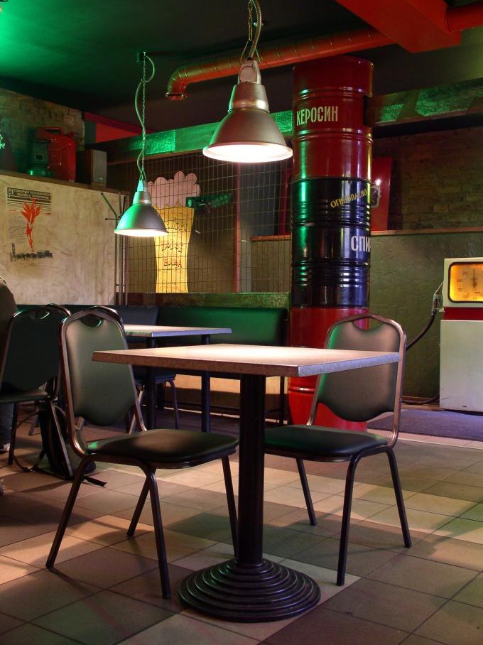 Оформление ресторана – визитная карточка, знакомящая гостя с концепцией заведения