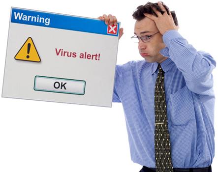 Как удалить в <b>интернете</b> вирус