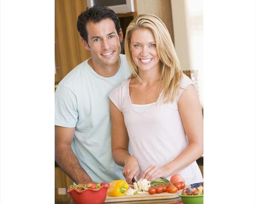 Вместе готовить - весело и приятно
