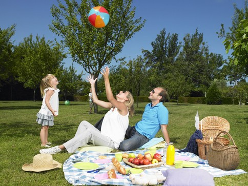 Как провести выходные всей семьей