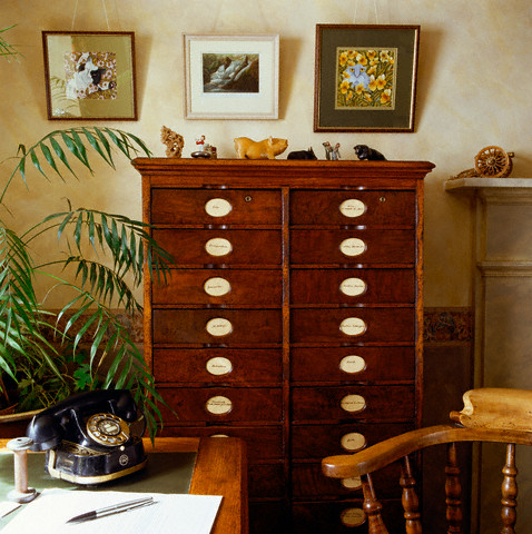 Antique furniture can exude an unpleasant aroma