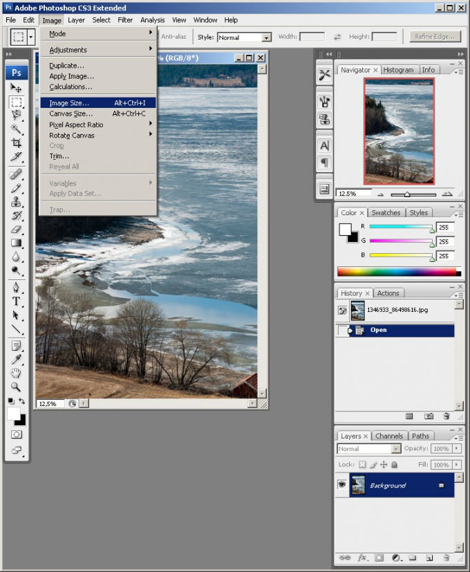 How to increase <strong>resolution</strong> <b>photos</b>