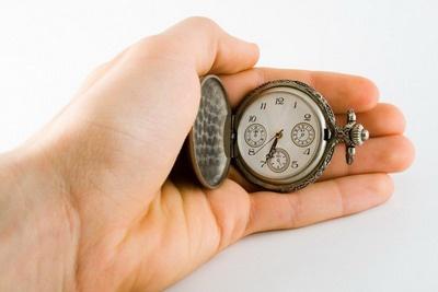 Как сэкономить время