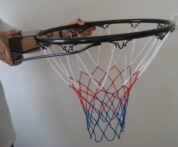 How to make a basketball Hoop