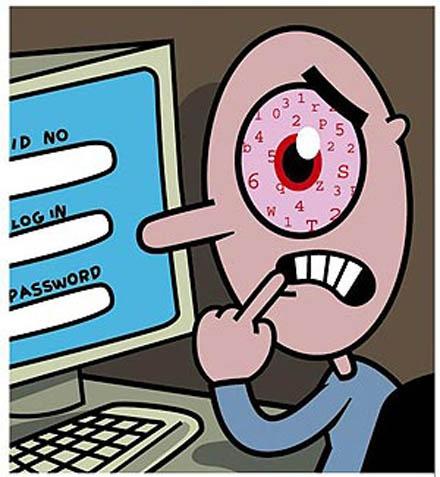 Старайтесь не забывать свои пароли