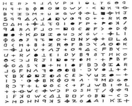 Как расшифровать текст