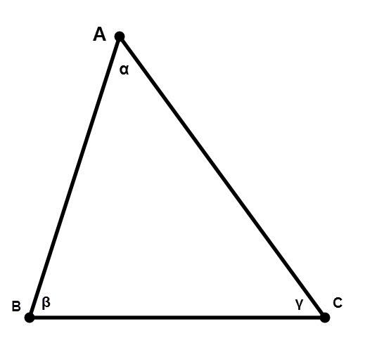 Как найти <b>сторону</b> по <em>стороне</em> и двум <strong>углам</strong>
