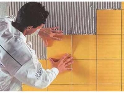 Как выложить кафельную плитку