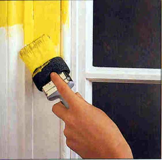 How to clean <strong>damage</strong> <b>paint</b>