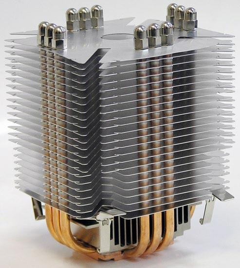 Пассивное охлаждение процессора