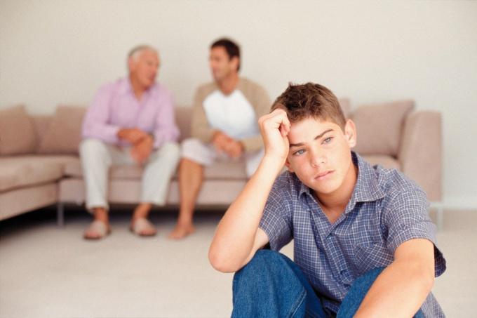 Как справляться с родителями