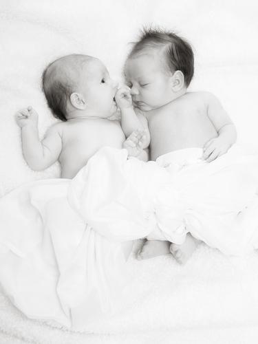 Как родить мальчиков-близнецов