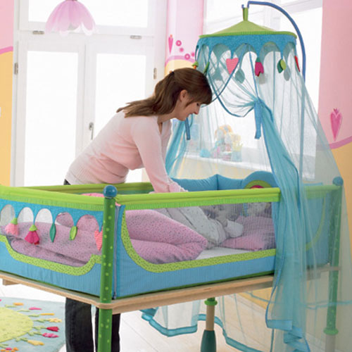 How to make a canopy for a crib