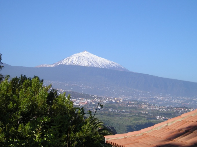 Tenerife is one of the most beautiful of the Canary Islands