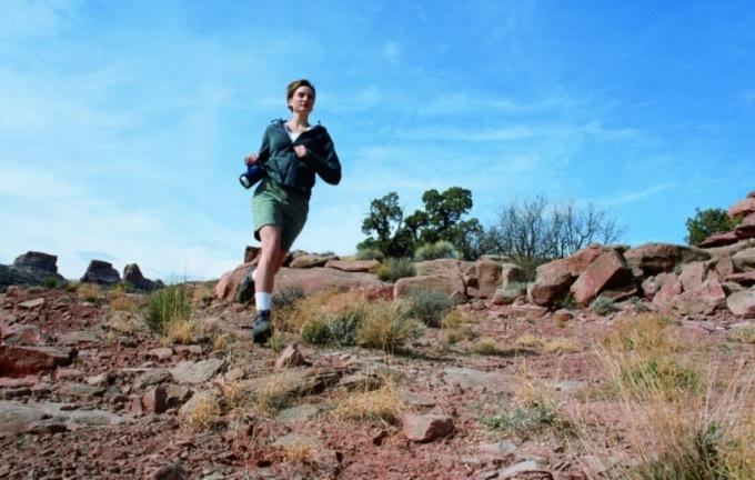 Бег - лучший способ сбросить лишний вес и укрепить бедра