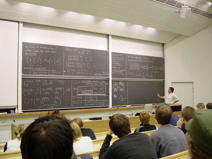 The preparatory courses will help you better prepare for exams
