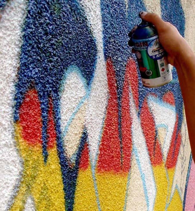 Как рисовать людей в граффити