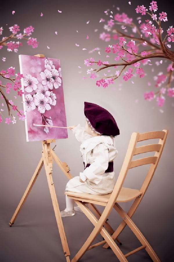 Как рисовать красивые картинки