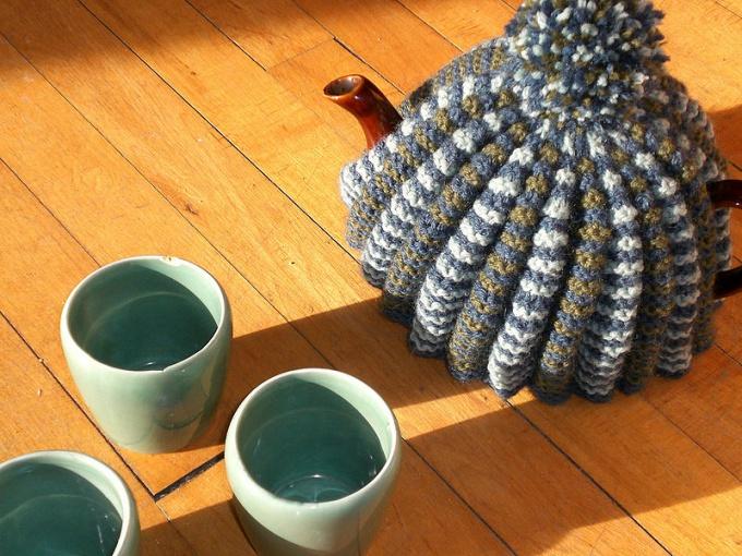 """Простая и уютная чайная """"баба"""" (Wikimedia Commons)"""