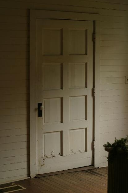 Как уплотнить дверь