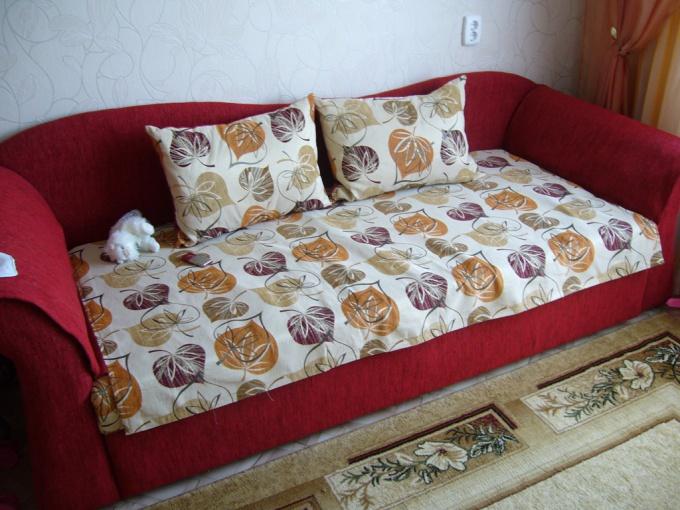 Как убрать запах с дивана