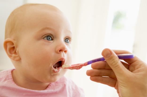 Как приучить к овощам ребенка