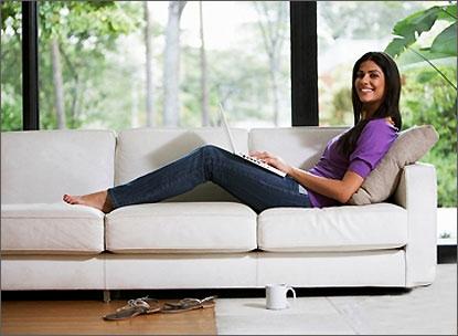Удобный диван - комфортное украшение интерьера
