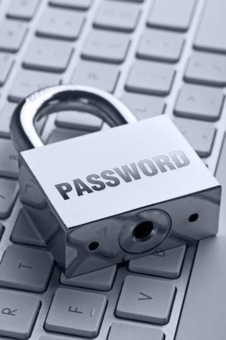Закройте файл на надежный пароль-замок