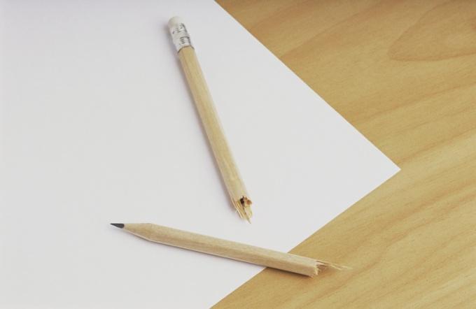 Как продать карандаш на собеседовании