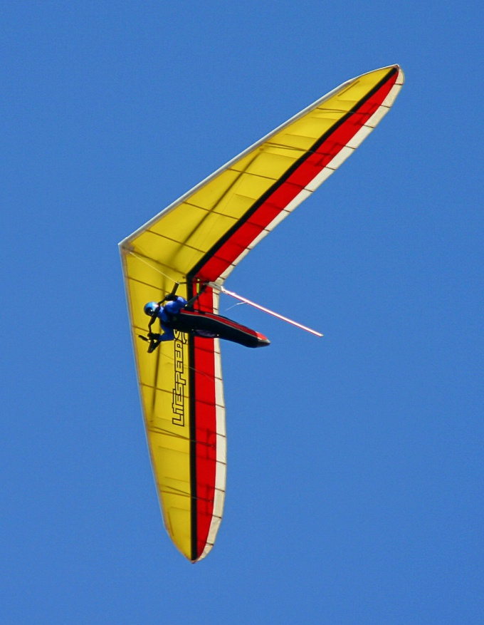 How to build a hang glider