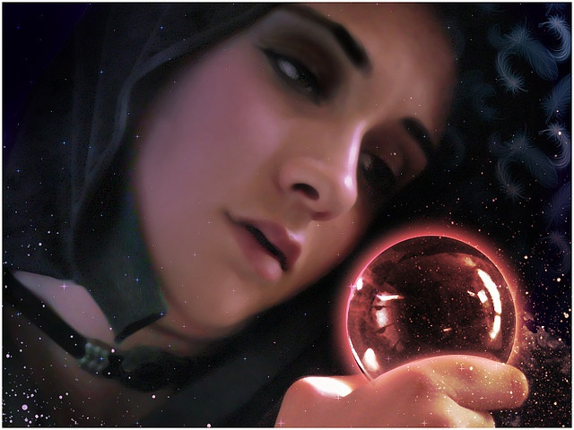 How to develop the gift of clairvoyance