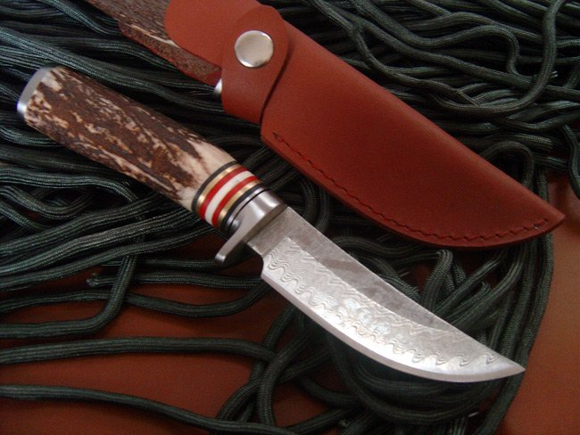 Как выковать нож