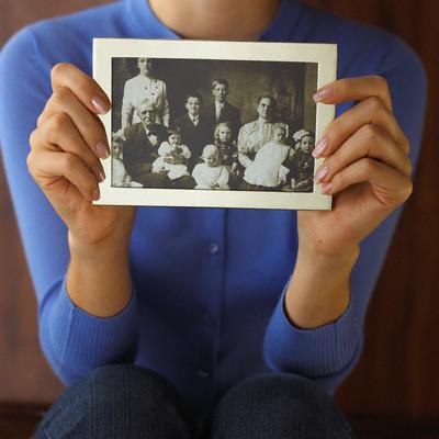 Старым снимкам можно дать вторую жизнь