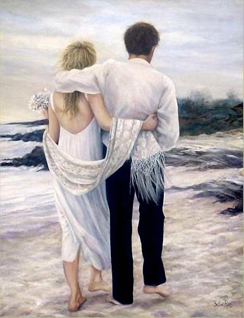 Романтичная прогулка вдвоем - прекрасное времяпрепровождение