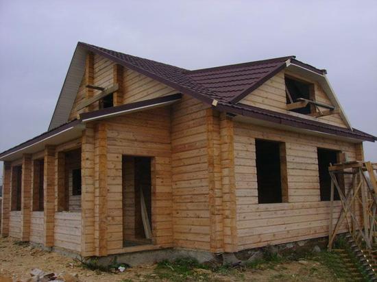 Как строить дом своими руками