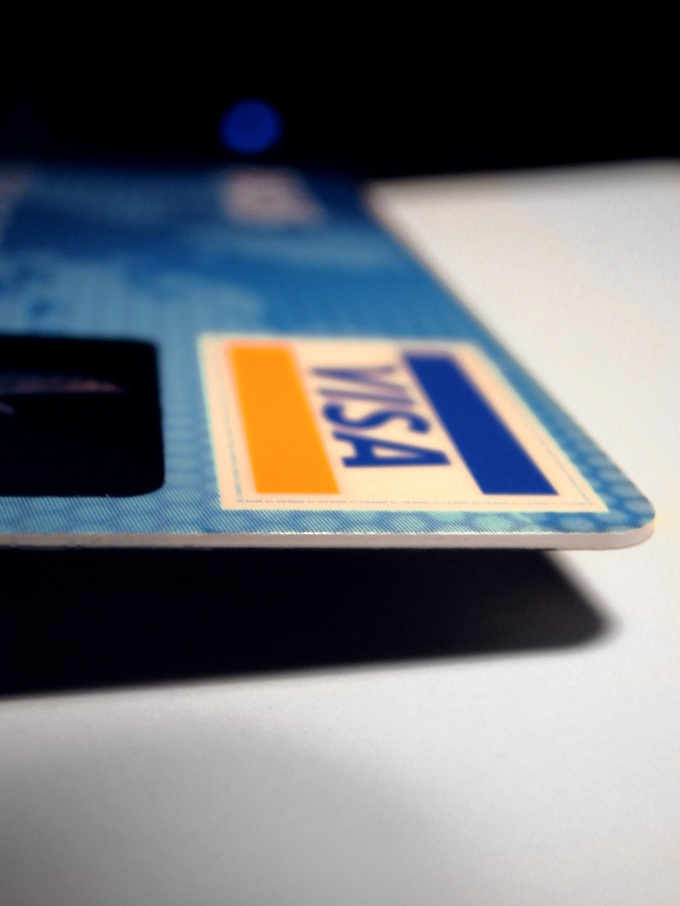 How to make visa card