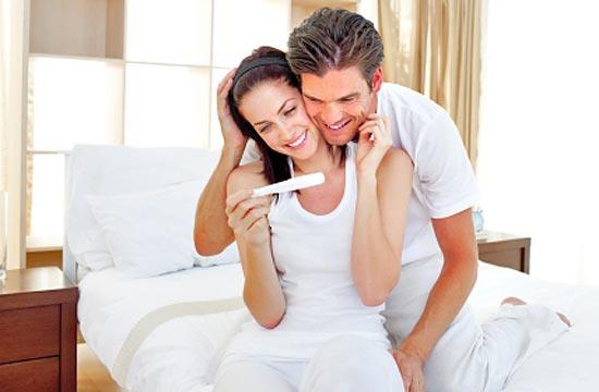 Как проверить тест на беременность в домашних условиях