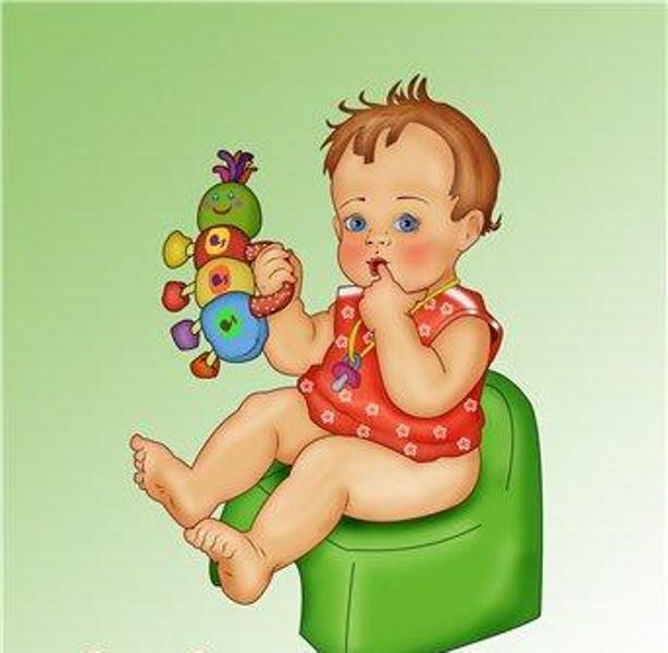 Как приучать ребенка к туалету