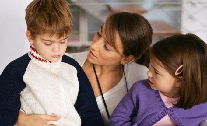 How to develop responsibility in a child