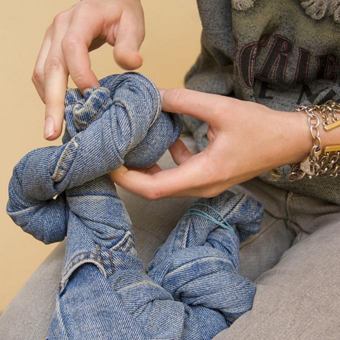 Как сделать <strong>джинсу</strong> <b>вареной</b>
