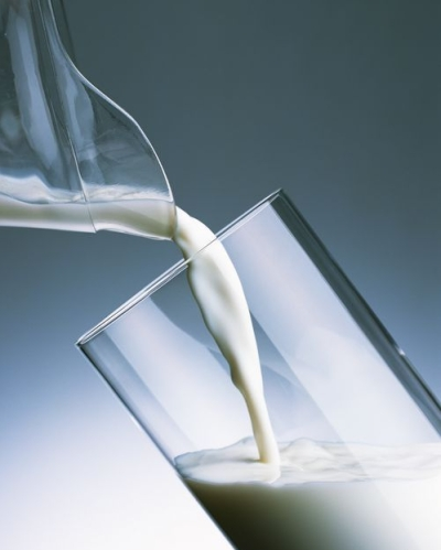 The fat content of milk it is easy to check at home