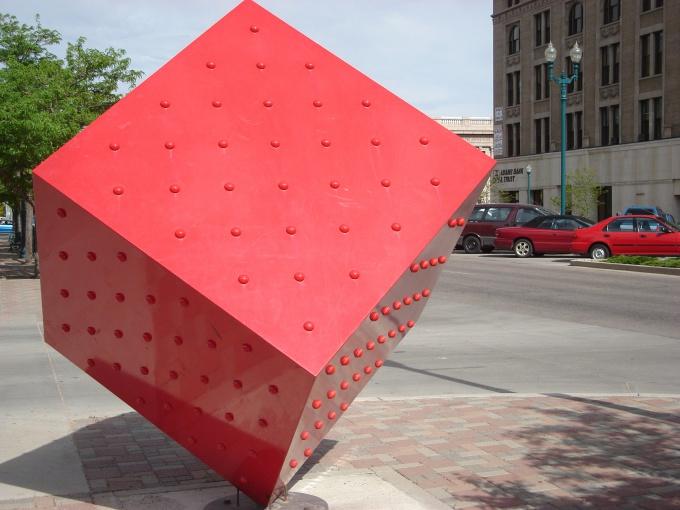 Как рассчитать объём куба