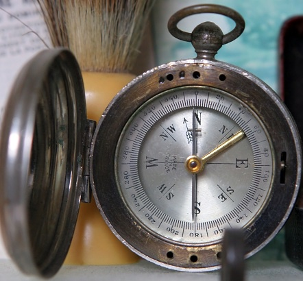 How to make at home compass
