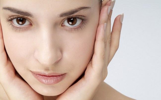 Сделайте вашу кожу чистой и красивой.